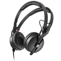 Sennheiser HD 25-PLUS DJ On Ear Headphone - Black Photo
