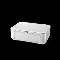 Canon PIXMA MG3640S A4 3-in-1 Wi-Fi Inkjet Printer - White Photo
