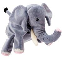 Beleduc Germany Hand Puppet - Elephant Photo