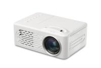 Nevenoe Mini LED Entertainment Projector - White Photo