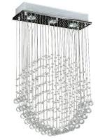 Nevenoe Crystal Chandelier Pendant Lamp Lighting - C052 Photo