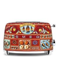 Smeg Dolce & Gabbana 2-Slice Toaster - TSF01DGEU Photo