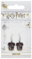 Harry Potter - Gryffindor Crest Earrings Photo