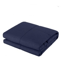 Somnia Luxury Full Size Bed Gravity 7kg Weighted Blanket Photo