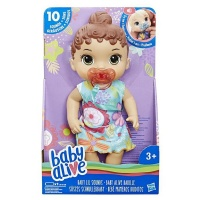 Baby Alive -By Lil Sounds Brown Hair Photo