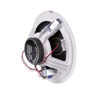 """Ceiling Speaker 6"""" 20W 100V Line 2Way White Photo"""