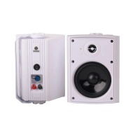 """Speaker 5"""" 20W 8OHM Built in AMP Wall Mount White Photo"""