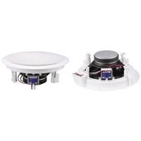 """Ceiling Speaker 8"""" 10/20/40W 100V Line White Photo"""
