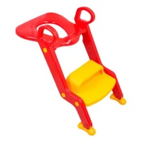 Gggles Toilet Ladder Chair - Red Photo