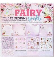 Fairy Sparkle 12x12 Paper Pack Photo
