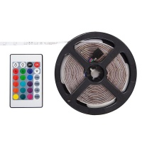 5m Colour Changing RGB LED Strip Light Photo