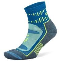 Balega Blister Resist Quarter Socks Ethereal Blue Photo
