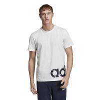 adidas Men's Core Vertical Graphic T-Shirt Photo