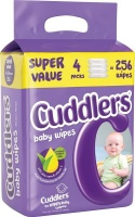 Cuddlers - Baby Wipes - Super Value Pack 4 x 64s Photo
