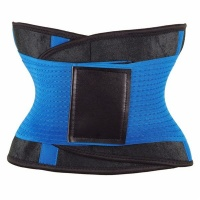 Mukatu Neoprene Waist Shaping and Trainer Belt - Blue Photo