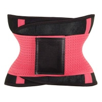 Mukatu Neoprene Waist Shaping and Trainer Belt - Pink Photo