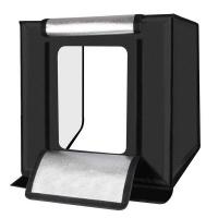 Foldable Photography Shooting Light Box LED Photo Studio 40CM Photo