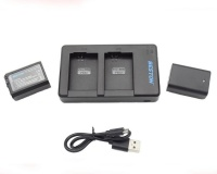Sony Beston USB Dual Charger and 2 Battery Kit for NP-FW50 Photo