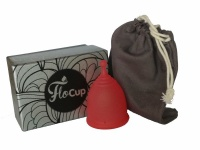 Flo Cup Menstrual Cup - Maxi Photo