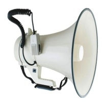 Megaphone 45w 12v With Siren & 20 Seconds Recording Function Photo