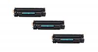 HP CE285A /85A/85A/85/285/285A Compatible Black Toner Photo