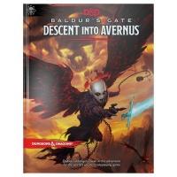 Dungeons & Dragons Baldur's Gate: Descent Into Avernus Hardcover Book Photo
