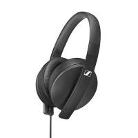 Sennheiser HD300 On Ear Headphone - Black Photo