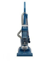 Candy - Smart 2000W Upright Vacuum Cleaner - Blue & Silver Photo