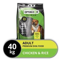 Optimizor - Premium Dry Dog Food - 40kg Photo