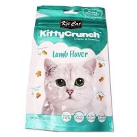 Kitty Crunch Lamb Flavour 60g Photo