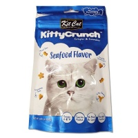 Kitty Crunch Seafood Flavour 60g Photo