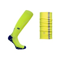 Compression Socks Vitalsox Knee 2 Set Yellow Small Photo