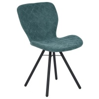 Silverlake Dining Chair - Teal Photo