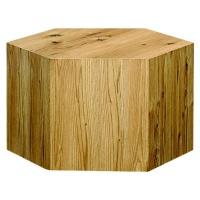 Hanson 60cm Table - Oak Veneer Photo