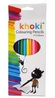 Colouring Pencils - 12 Pack Photo