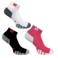 Compression Vitalsox Ankle 3 Set Pink/Black/White Small Photo