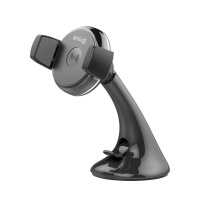 Snug Fast Wireless Car Charger Airvent Mount-Black Photo