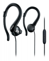 Philips Ultra Lightweight Wired in-ear with Adjustable Hook Photo