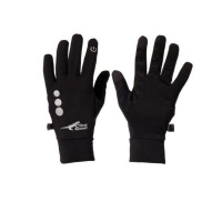 First Ascent Smart Touch Gloves Black Large Photo