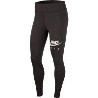 Nike Women's Fast 7/8 Running Tights - Black Photo