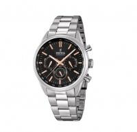 Festina Men's Timeless Chronograph Analogue Wrist Watch Photo