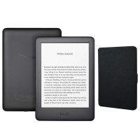 Kindle Touchscreen Wi-Fi With Built-in Light Proteas Bundle Photo