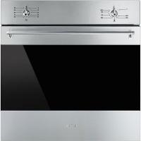 Smeg 60cm Classic Full Gas 62L Oven - SF6341GGX Photo