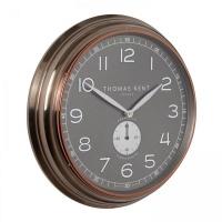 Thomas Kent 50cm Timekeeper Gold Round Wall Clock Photo