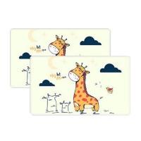 Magnetic Window Sun Shades Good Afternoon Giraffe Photo