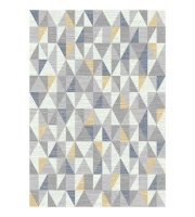 Prime Persian Zenith - Mosaic Gray & Yellow Photo