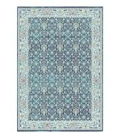 Prime Persian Zenith - Tribal Floral Blue Photo