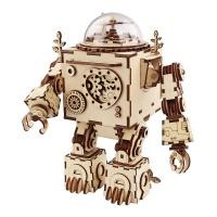 Robotime Music Box - Orpheus 221 Piece Photo