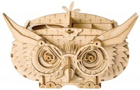 Robotime Owl Box 61 Piece Photo