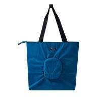 20L Travel Waterproof Foldable Tote Bag- Blue Photo